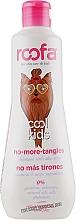 Kup Szampon dla dzieci z aloesem - Roofa Cool Kids No More Tangles Shampoo
