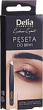 Kup Pęseta do brwi - Delia Cosmetics Eyebrow Expert