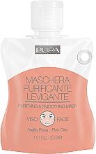 Kup Oczyszczająca i wygładzająca maska do twarzy - Pupa Shachet Mask Purifyng & Smoothing Mask
