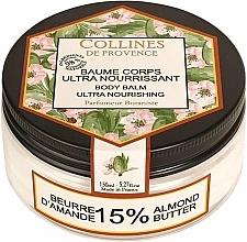 Kup Odżywczy balsam do ciała z migdałami - Collines De Provence Amandelboter Bodybalm