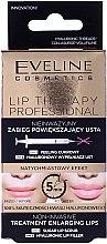 Kup Zestaw Nieinwazyjny zabieg powiększający usta - Eveline Cosmetics Lip Therapy Professional (lip/scr 7 ml + lip/filler 12 ml)