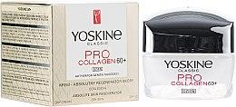 Kup Krem do cery suchej i wrażliwej Absolutny regenerator skóry 60+ - Yoskine Classic Pro Collagen Absolute Skin Regenerator Day Cream