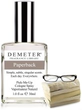 Kup Demeter Fragrance Paperback - Woda kolońska
