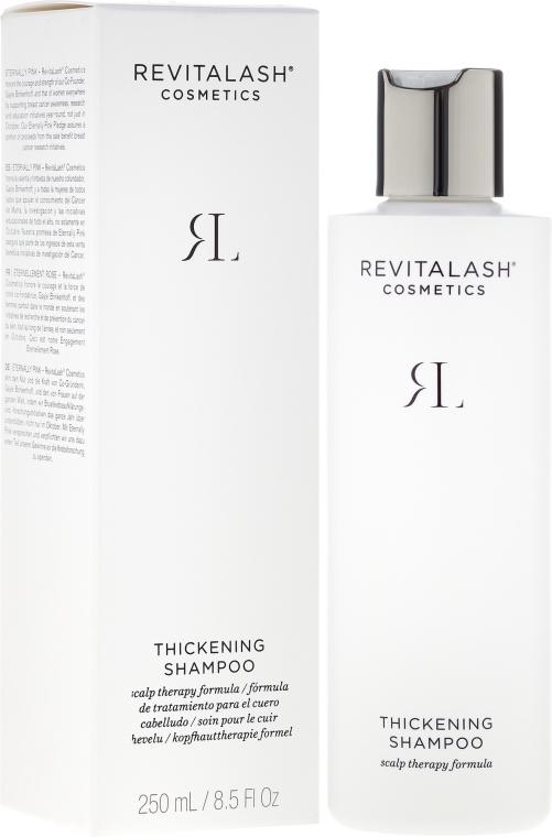 Szampon pogrubiający włosy - RevitaLash Thickening Shampoo