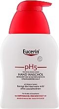 Kup Mydło w płynie do skóry suchej i wrażliwej - Eucerin PH5 Hand Wash