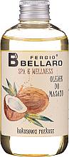Kup PRZECENA! Olejek do masażu ciała Kokos - Fergio Bellaro Massage Oil Coconut Dreem *