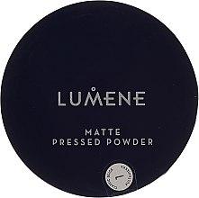 Kup Matujący puder prasowany - Lumene Matte Pressed Powder
