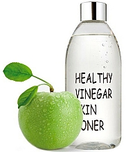 Kup Tonik do twarzy jabłkowy - Real Skin Healthy Vinegar Skin Toner Apple