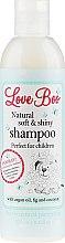 Kup Naturalny delikatny szampon do włosów dla dzieci - Love Boo Natural Soft And Shiny