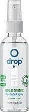 Kup Dezynfekujący spray do rąk z miętowym aromatem, bez alkoholu - Drop Clean Non-Alcoholic Disinfection Spray