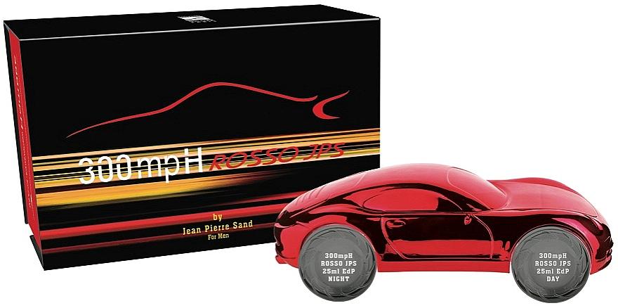 PRZECENA! Jean-Pierre Sand 300 mph Rosso - Zestaw (4 x edp 25 ml) * — фото N1