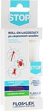 Roll-on łagodzący po ukąszeniach owadów - Floslek STOP Roll-on Soothing Bites Insects — фото N1