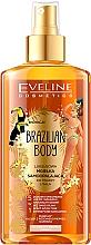 Kup Luksusowa mgiełka samoopoalająca 5w1, jasna i średnia karnacja - Eveline Cosmetics Brazilian Body