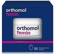Kup Witaminy dla kobiet w okresie menopauzy - Orthomol Femin