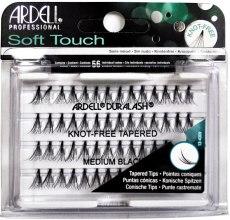 Kup Kępki sztucznych rzęs - Ardell Soft Touch Medium Black