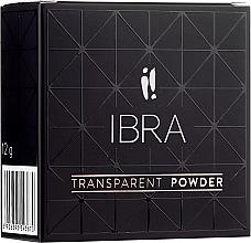 Kup Sypki puder transparentny - Ibra Transparent Powder