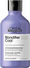 Kup Szampon neutralizujący żółte tony do włosów blond - L'Oreal Professionnel Serie Expert Blondifier Cool Neutralising Shampoo