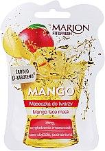 Maseczka do twarzy Mango - Marion Fit & Fresh — фото N1