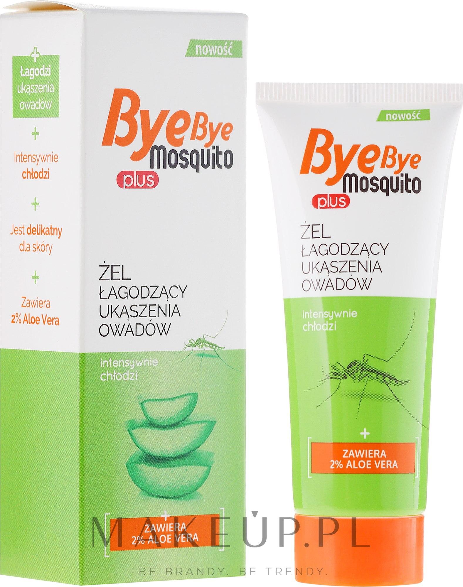 Żel łagodzący ukąszenia owadów - Bye Bye Mosquito — фото 35 ml
