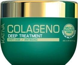 Kup Rewitalizująca maska do włosów - Kativa Colageno Deep Treatment