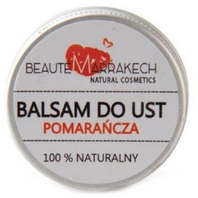 Balsam do ust Pomarańcza - Beaute Marrakech Lip Balm — фото N1