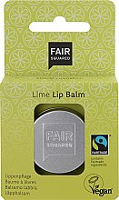Kup Balsam do ust Limonka - Fair Squared Lip Balm Lime