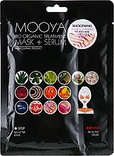 Kup PRZECENA! Maska + Serum, Pielęgnacja stóp - Beauty Face Mooya Bio Organic Treatment Mask + Serum*