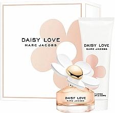 Kup Marc Jacobs Daisy Love - Zestaw (edt 100 ml + b/lot 75 ml)