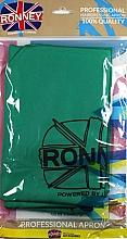 Kup Ochronny fartuch, zielony - Ronney Professional Hairdressing Apron Green