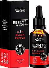 Kup Serum na porost włosów Olej z nasion chili - Wooden Spoon Hair Growth Serum