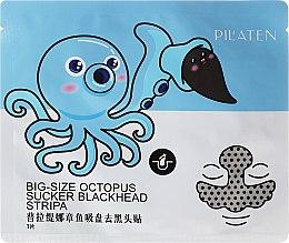 Kup Duży plaster na wągry na nos i czoło - Pilaten Big-Size Octopus Blackhead Strip