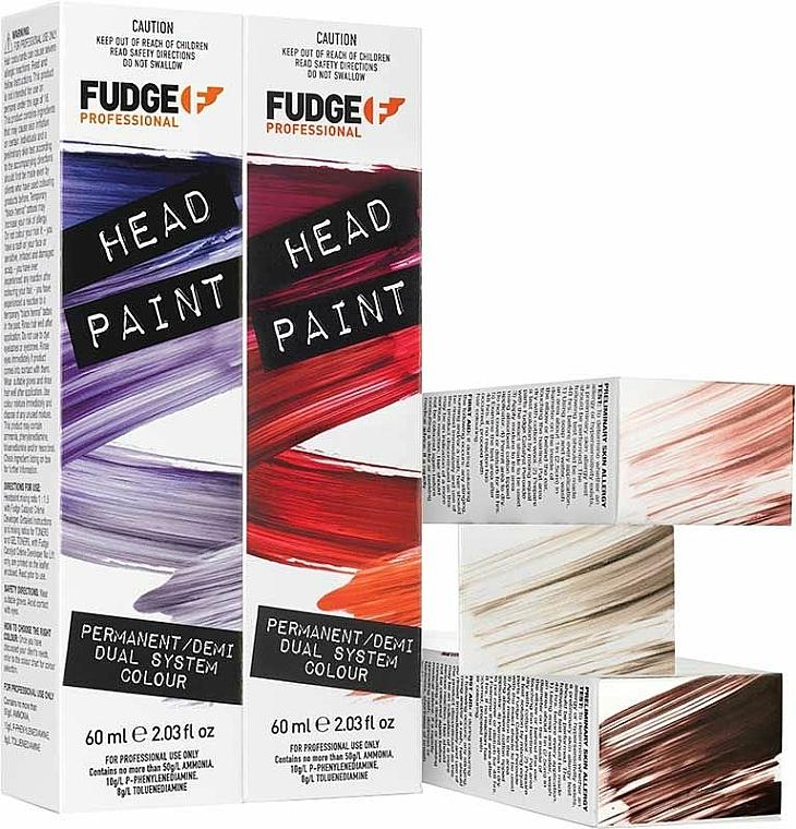 Trwała farba do włosów - Fudge HeadPaint Permanent — фото N2