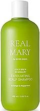 Kup Oczyszczający szampon z rozmarynem - Rated Green Real Mary Exfoliating Scalp Shampoo