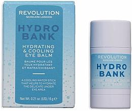 Kup Nawilżająco-chłodzący balsam do skóry wokół oczu - Revolution Skincare Hydro Bank Hydrating & Cooling Eye Balm