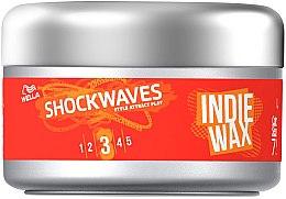 Kup Wosk do stylizacji włosów - Wella ShockWaves Indie Wax