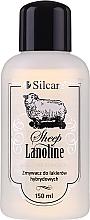 Kup Płyn z lanoliną do zdejmowania żelu z paznokci - Silcare Soak Off Remover Lanoline