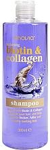 Kup Wzmacniający szampon z biotyną i kolagenem - Anovia Shampoo Biotin & Collagen