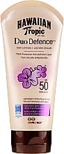 Kup Przeciwsłoneczny balsam do ciała - Hawaiian Tropic Duo Defence Sun Lotion SPF50