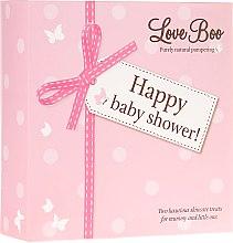 Kup Zestaw żeli pod prysznic dla mamy i dziecka - Love Boo Happy Baby Shower (2 x sh/gel 250 ml)