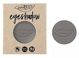 Mineralne cienie do powiek, wymienny wkład - PuroBio Cosmetics Ecological Eyeshadow Matte Refill — фото N2