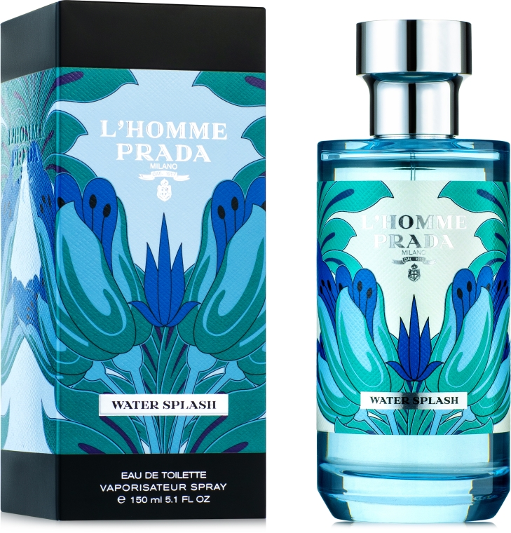 Prada L'Homme Water Splash - Woda toaletowa