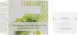 Kup Odżywczy krem z naturalnymi olejami do cery suchej i wrażliwej - Ryor Face Care