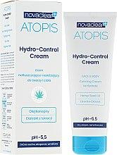 Kup Nawilżający krem do twarzy i ciała - Novaclear Atopis Hydro-Control Cream