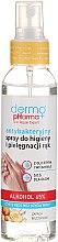 Kup Antybakteryjny spray do higieny i pielęgnacji rąk o zapachu brzoskwini - Dermo Pharma