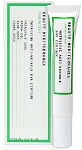 Kup Peptydowy odmładzający krem pod oczy - Beaute Mediterranea Matrikine Anti-Wrinkle Eye Contour