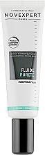 Kup Fluid z tlenkiem cynku dla skór z niedoskonałościami - Novexpert Trio-Zinc Purifying Fluid