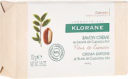 Kup PRZECENA! Mydło w kostce - Klorane Cupuacu Flower Cream Soap *