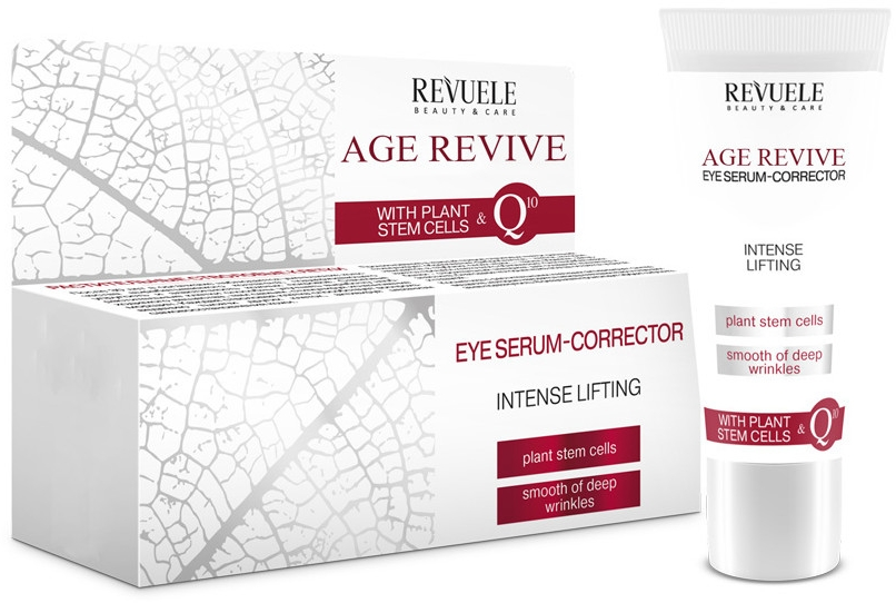 Serum-korektor pod oczy - Revuele Age Revive Eye Serum-Corrector