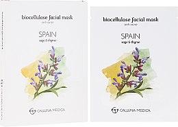 Kup Maseczka w płachcie z bionanocelulozy do twarzy do cery trądzikowej - Calluna Medica Spain
