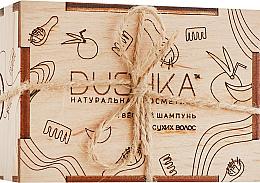 Kup Szampon w kostce do włosów suchych - Dushka